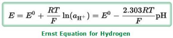 ernst-equation